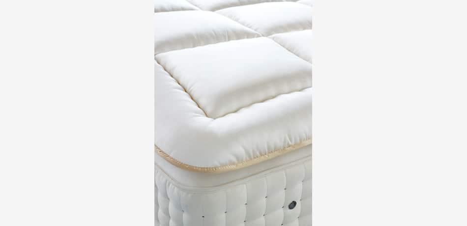 Matratzenauflage Heaven Luxury Supreme für maßgefertigte Betten