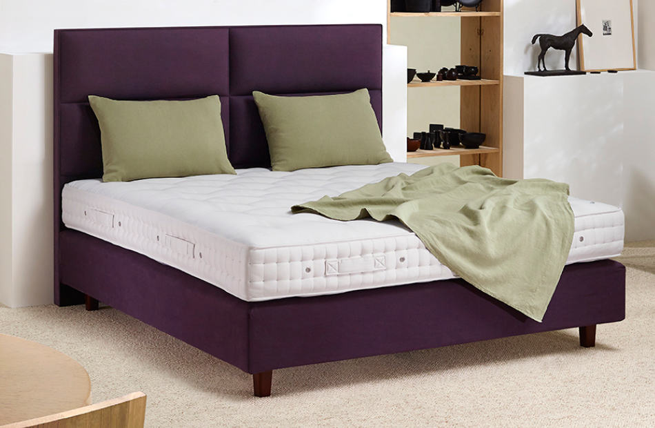 Visprings neueste Kreation ist mit dem neuen Bett VICTORIA ...